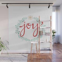 Holiday Joy Wall Mural