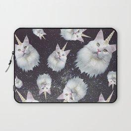 Unicorn Cat Laptop Sleeve