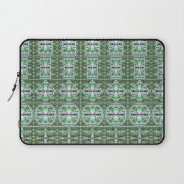 Designer Green Palms Environment Laptop Sleeve