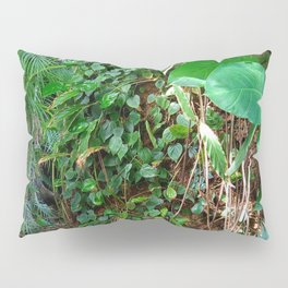 Tropical Forests II Pillow Sham