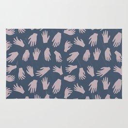 Hands Pattern Rug