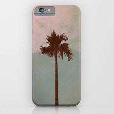 Palm Tree (vintage) iPhone 6s Slim Case