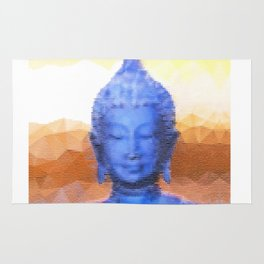 Mistic Buddha  Rug