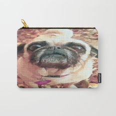 Pug Love ~ In Delilah's Eyes Carry-All Pouch