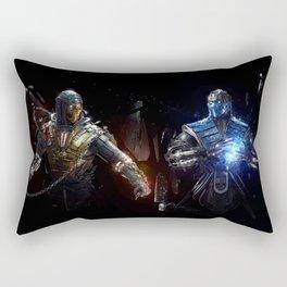MK VS. Rectangular Pillow