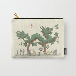 The Dragon Tree Carry-All Pouch