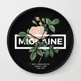 TOP Migraine Wall Clock