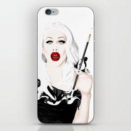 Sharon Needles, RuPaul's Drag Race Queen iPhone Skin