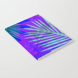 Purple Palm Notebook