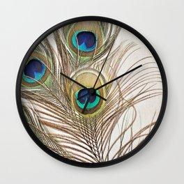 Exquisite Renewal Wall Clock