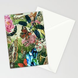 The Cabinet of Curiosities Stationery Cards