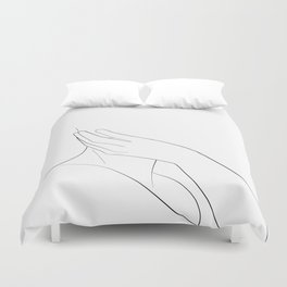 patienter Duvet Cover