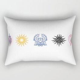 Powers of Thedas Rectangular Pillow