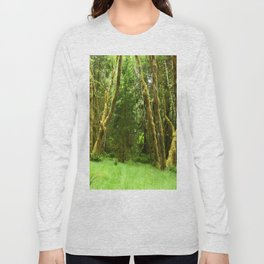 Lush Rain Forest Long Sleeve T-shirt
