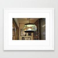 asap rocky Framed Art Prints featuring ASAP by Marten Lee