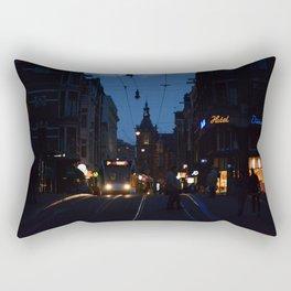 Amsterdam Nights Rectangular Pillow