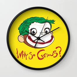 Why So Curious? Wall Clock