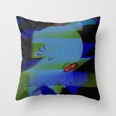 fantastic planet Throw Pillow