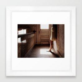 Frye House Framed Art Print