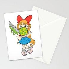 Lolipop Cuteness Stationery Cards