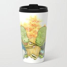 Key to Happiness Travel Mug