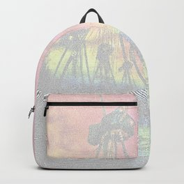 War of the Worlds. One Sheet Print Backpack