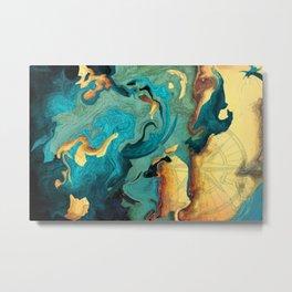 Archipelago Metal Print
