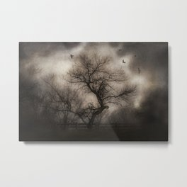 Svetlana's Tree Metal Print