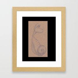 Specimen #2a (roly) Framed Art Print