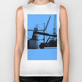 Harbour work Biker Tank