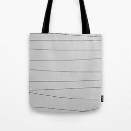 Crazy Stripes Tote Bag