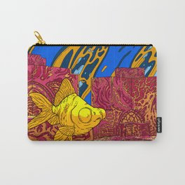 Underwater world Carry-All Pouch