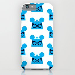 Louse Mouse iPhone Case