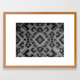 Another grayscale Framed Art Print