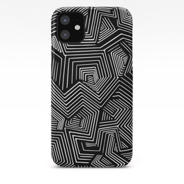 Abstract Geometric #2 iPhone Case