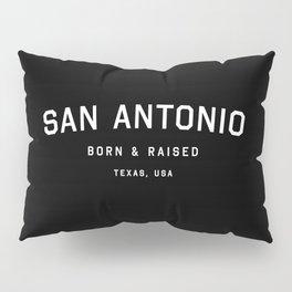 San Antonio - TX, USA (Arc) Pillow Sham