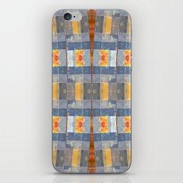 Clean Slate (Going Down) iPhone Skin