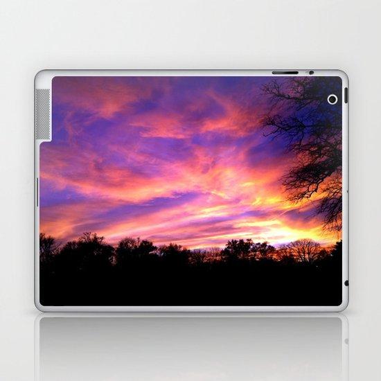 The Soft Edible Sky  Laptop & iPad Skin