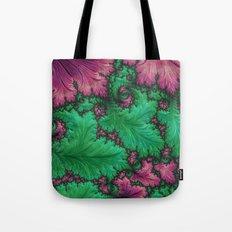 Fern Fractal Tote Bag