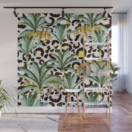 Jungle prowl Wall Mural