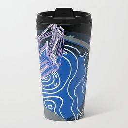 Lilac Death of a Bachelor Travel Mug