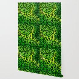 Green Lights - Stone Rock'd Art By Sharon Cummings Wallpaper