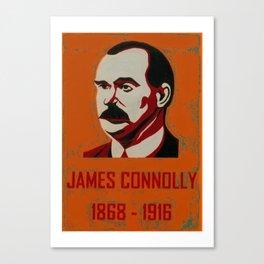 James Connolly   1868-1916 Canvas Print