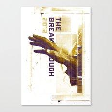 The Breakthrough Canvas Print