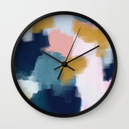 For Lucia II Wall Clock