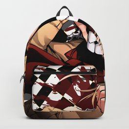 Himiko Toga - Blood & Checkers Backpack