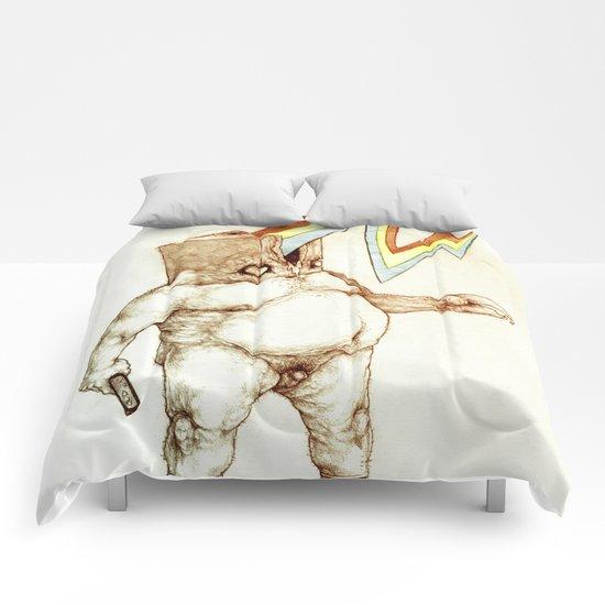 The Fatman Comforters