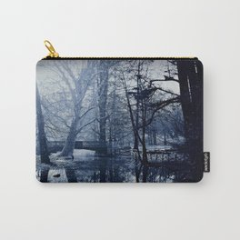 The Trees Reflective Thoughts Carry-All Pouch