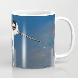Juvenile Black Necked Stilt Coffee Mug