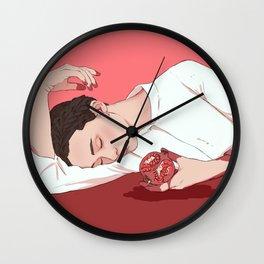 "The Killing of ""Yalda"" Wall Clock"
